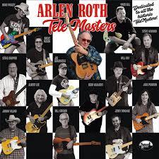 Arlen Roth_TeleMaster album