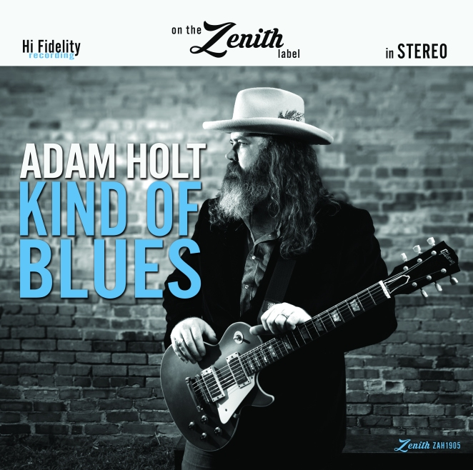 Adam Holt Kind of Blues